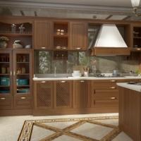 瓷砖铝合金橱柜安装视频